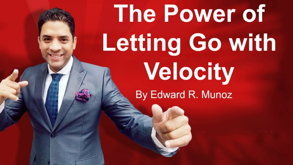The Power of Letting Go with Velocity